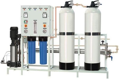 Commercial Reverse Osmosis Drinking Water System By Ritech